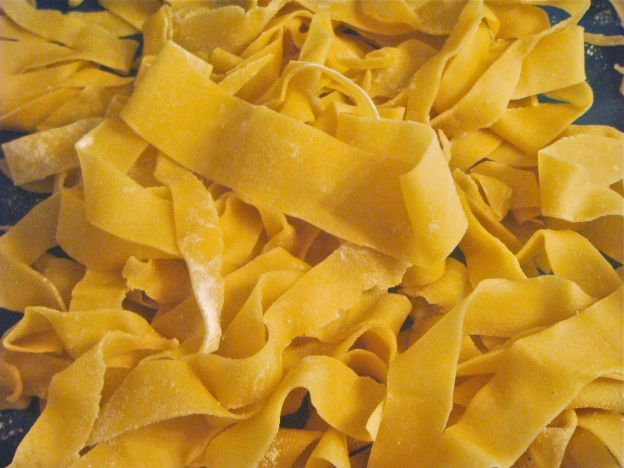 Fresh Home Made Pasta