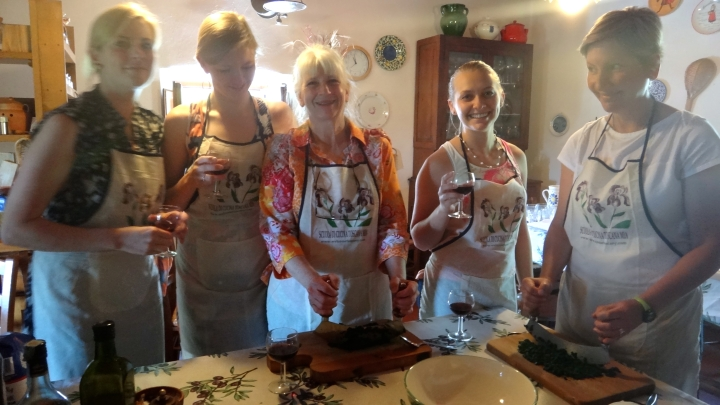 Cookery Class Tuscany