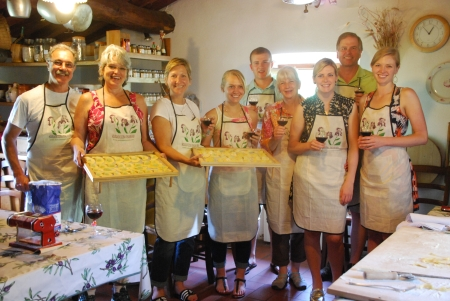 Cooking Class Tuscany