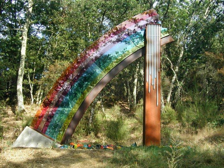 chiantisculpturepark.rainbow