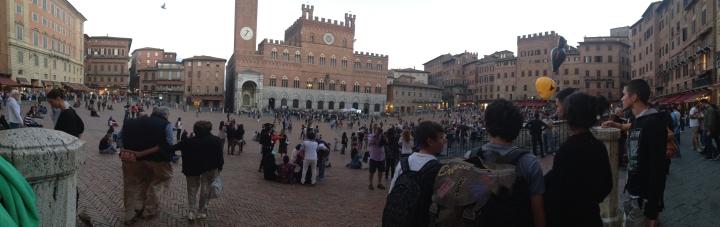 Il Campo Siena