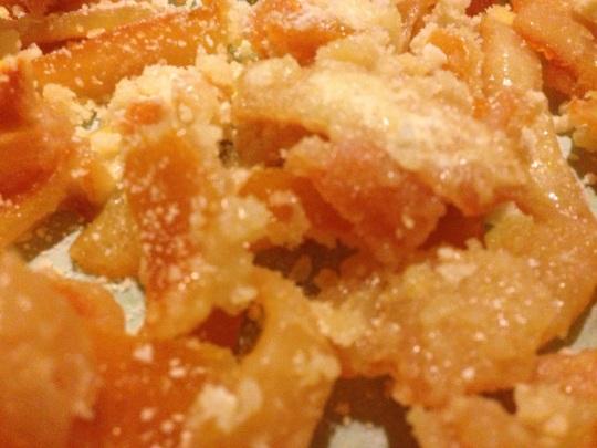 how to make orange peel