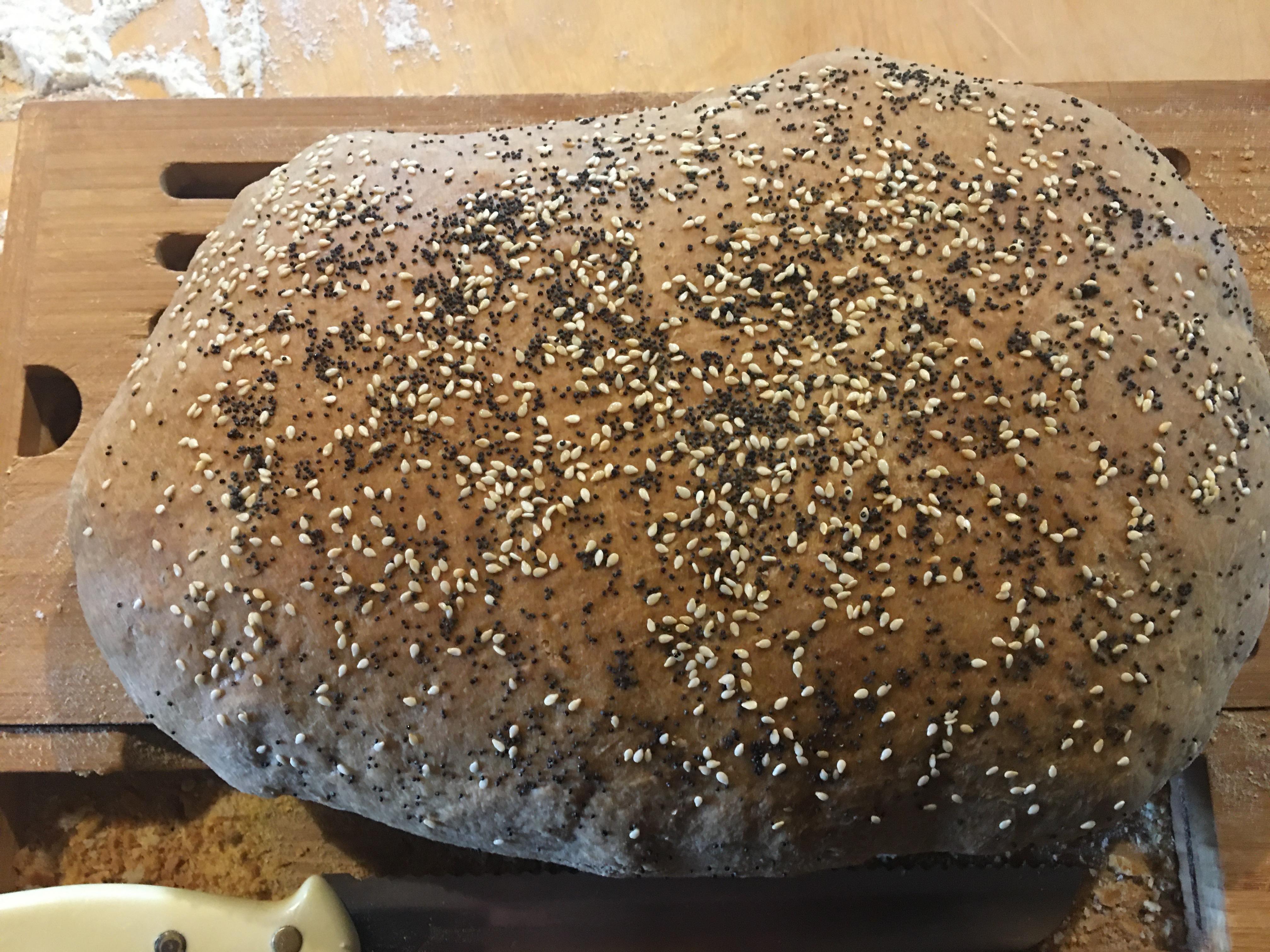 Farro Bread,Spelt,Emmer ,Einkorn