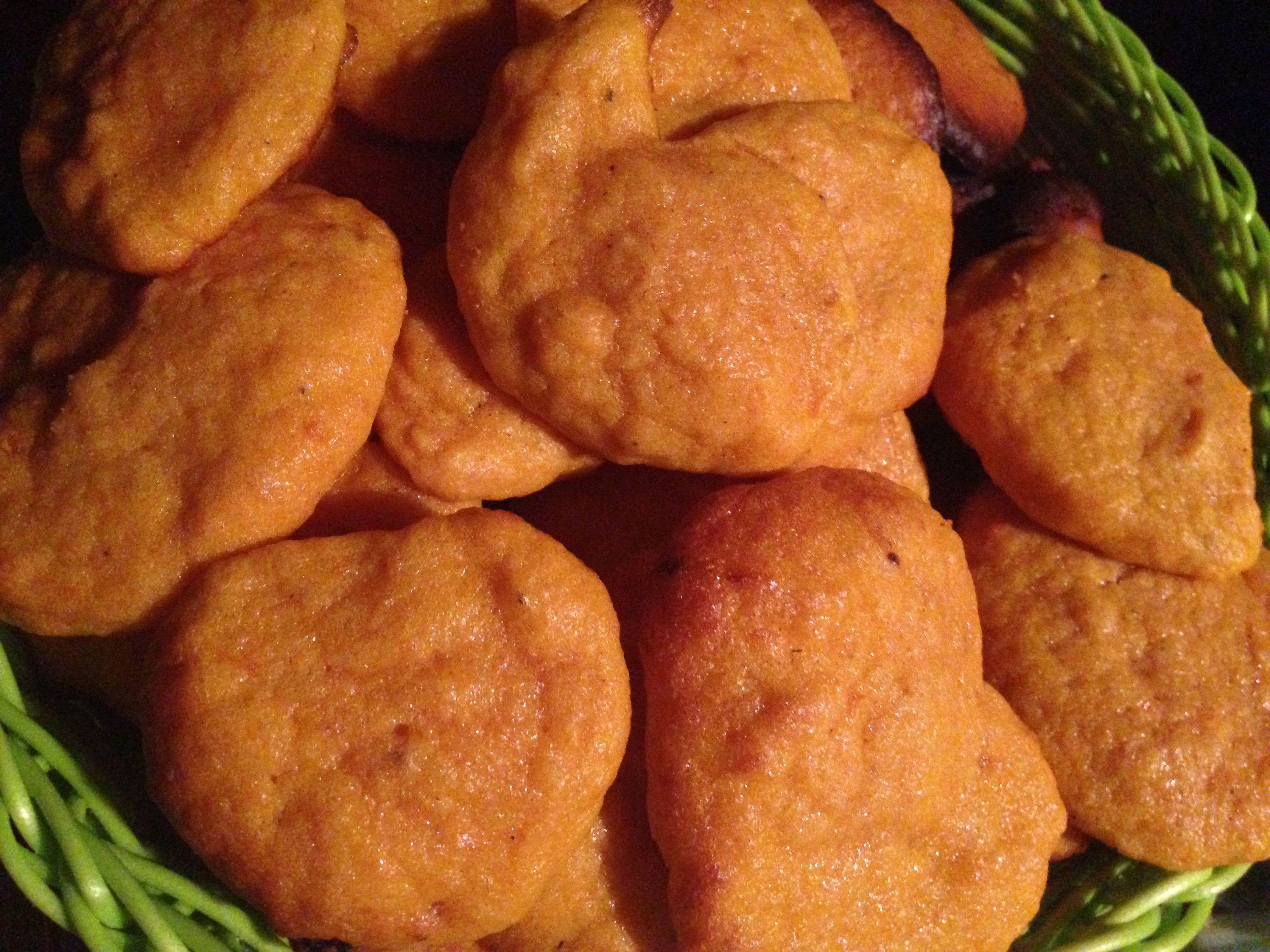 Pumpkin/butternut squash cookies/biscuits